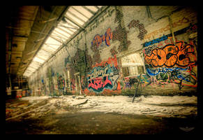 Life in dead places by Pronus