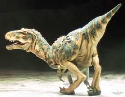 Baby T.rex stock by Pronus
