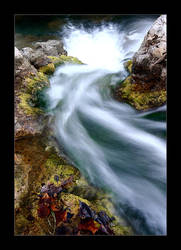 C4D Dillard Falls by cravingfordesign