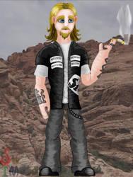 Jax, Son of Anarchy by OtterSoIm