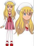 Ahiru Inazuma Eleven GO - version 2 by Ahiru-Matsuki