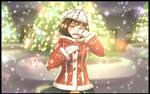 Stay With Me-MEIKO (MERRY CHRISTMAS!!!) by Alexxxa4