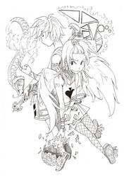 Art Trade - Ikkazushi by apengmara