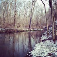 Snowy Creek by Ayame-Kenoshi