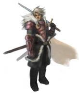 Swordsman - Winter by Youngsta1