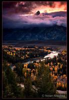 Snake River Overlook by narmansk8
