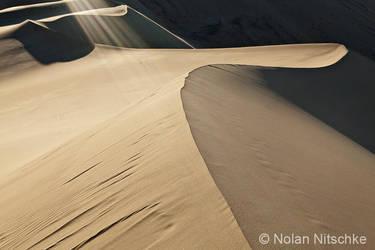 Euraka Sand Dunes by narmansk8