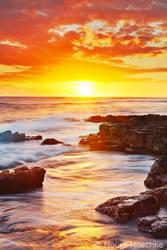 Kauai Sunset by narmansk8