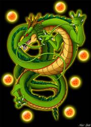 Dragon Shenron by Niiii-Link