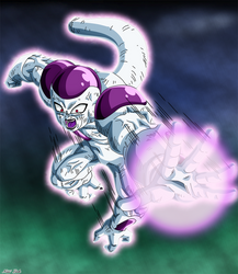 Frieza Final Form by Niiii-Link