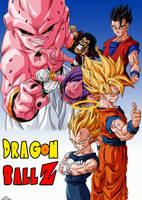 Dragon Ball Z Saga Buu by Niiii-Link