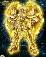 Taurus No Aldebaran God Cloth by Niiii-Link