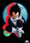 [DBZ] Prince of the Univers by Niiii-Link