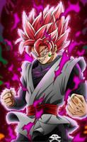 [DBS]Black Goku SSJ Rose by Niiii-Link