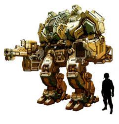 Megabot by flyingdebris