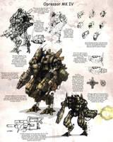 Opperssor MK IV by flyingdebris