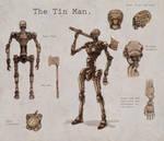 The tin man by flyingdebris