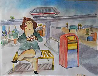 amor en Las Vegas by camargosa