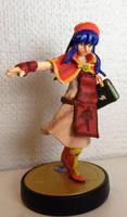 Lilina (Custom amiibo) by mightymola