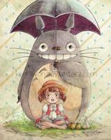 Umbrella by Kerriwon
