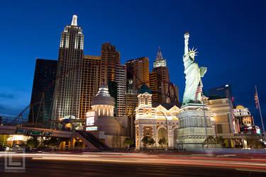 New York-New York Hotel + Casino, Las Vegas by soak2179