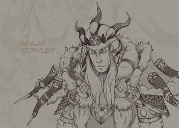 Thondalar Stormleaf by Wan-Yie