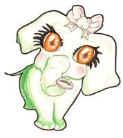 Pet Elephant ElliePhant by BoogieBoyLock