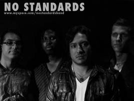 No Standards Band So Serious by BoogieBoyLock