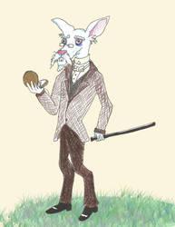 The White Rabbit by BoogieBoyLock