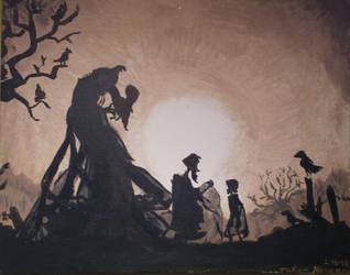 Deathly Hallows by BoogieBoyLock