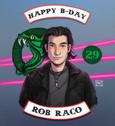 Rob Raco by MichaelaKindlova