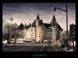Hotel Chateau, Ottawa by RavenGraphics