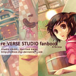 Art guest: Studio Ghibli Fanbook preview by elRion-XIII
