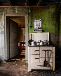 old school cooking stuff by BramvdZPhotography