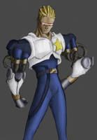 Captain Commando by Tricheus