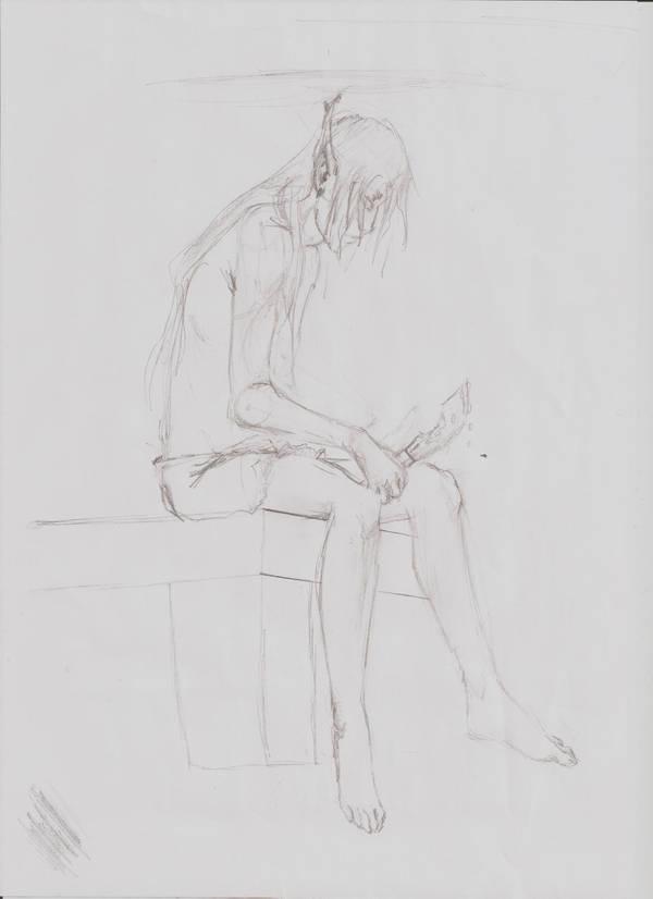 Ragingwind Sketch by MarcusMettalus