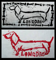 Long Dogs by Alloronan