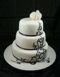 A cake for a tattooist by Dragonsanddaffodils