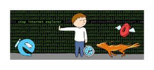 Stop Internet Explorer by patronus4000