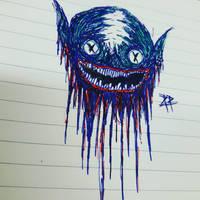Goblin by ScattyMisfit