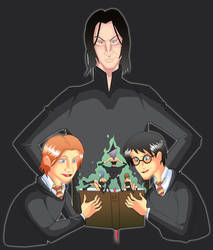 .Potter Pic. by xGeekpower