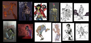 .Zombies Jam. by xGeekpower