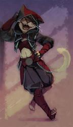 ElderScrolls Online - Ren of Dusk by Malakym