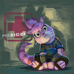 Wild Star - Medigel by Malakym