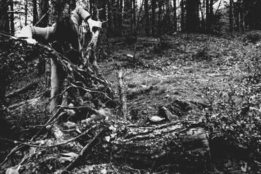 Mostro del bosco by Crampo