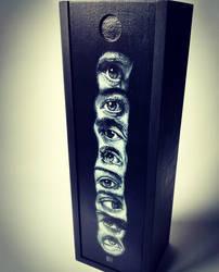Wine Box . Eyes on you by EstebanCandia