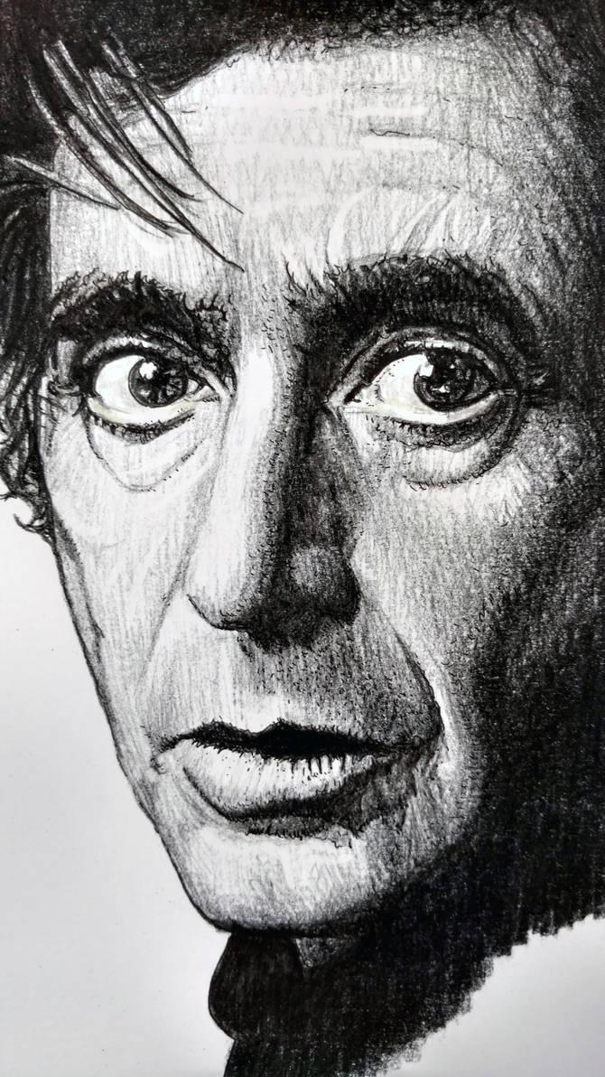 Pacino (detail) by EstebanCandia