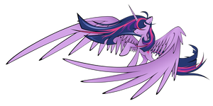 Twilight Sparkle (Vector) by flamevulture17