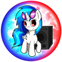 Vinyl Orb 1 by flamevulture17