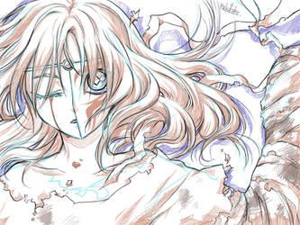 Shamanic Princess : Graham by hakutaku
